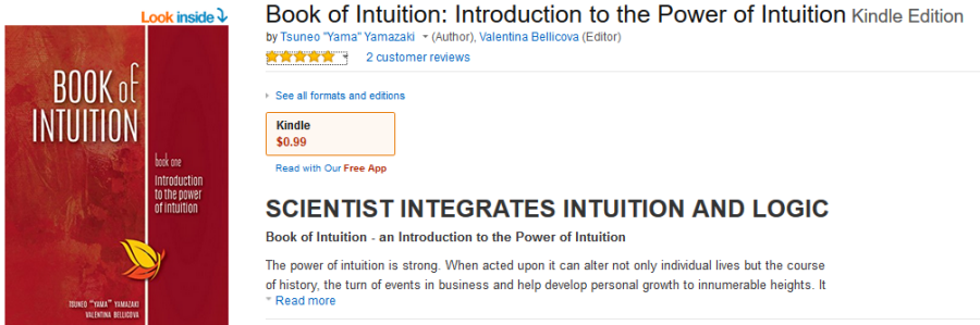 Book of Intuition - Amazon