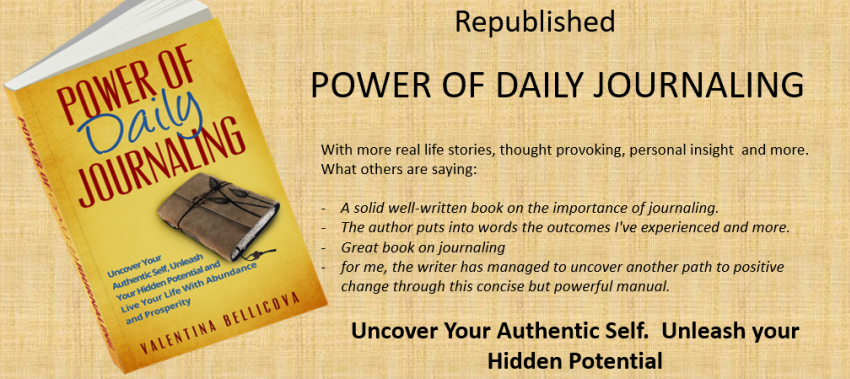 Republished - Power of Daily Journaling