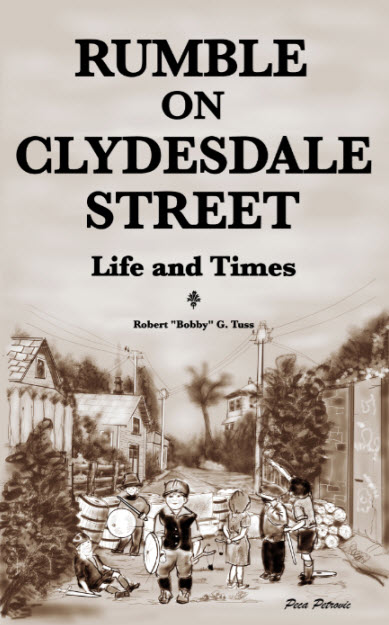 Rumble on Clydesdale Street